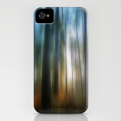 Forest Light iPhone Case by Ally Coxon | Society6