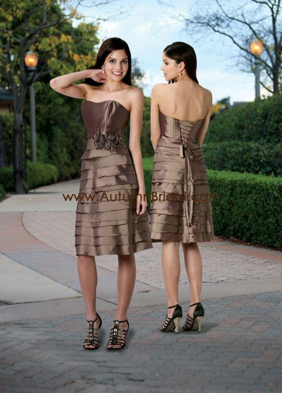 Buy Da Vinci 60028 Bridesmaid Dresses From Autumn Bridal Make your Wedding Wonderful
