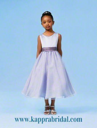 New Arrival Alfred Angelo 6143 for your Flower Girl Dresses In Kappra Bridal Online