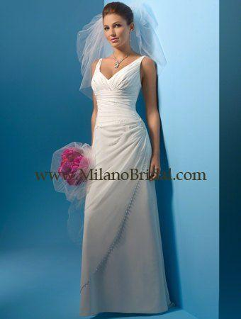 Buy Alfred Angelo 2070 Alfred Angelo Price Cheap On Milanobridal.com