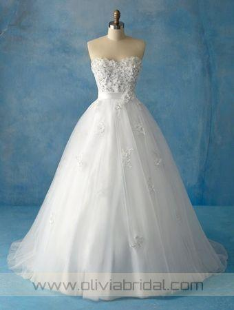 OliviaBridal Design Alfred Angelo 207 Price, Alfred Angelo Wedding Dresses Cheap For Sale