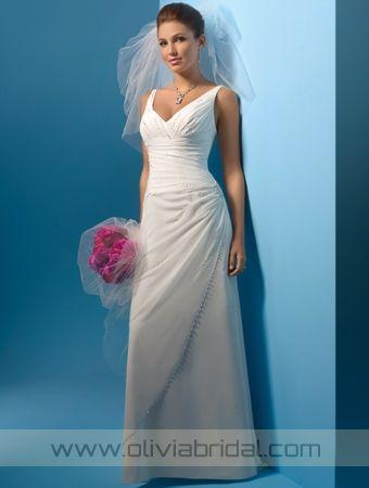 OliviaBridal Design Alfred Angelo 2070 Price, Alfred Angelo Wedding Dresses Cheap For Sale