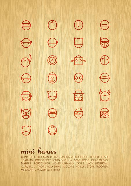 Mini Heroes | Flickr – Compartilhamento de fotos!
