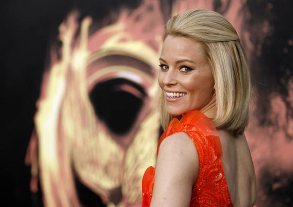 Fiona Files: Getting the Look for The Hunger Games Premiere | ElizabethBanks.com