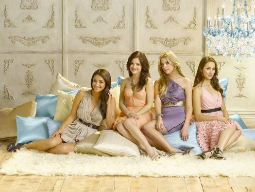 Pretty Little Liars - Girls #2 HD Wallpaper | Magicwallpapers.net