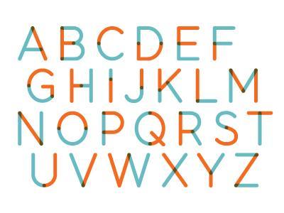 Skillshare Full Alphabet by Ed Nacional