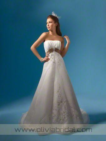 OliviaBridal Design Alfred Angelo 2086 Price, Alfred Angelo Wedding Dresses Cheap For Sale