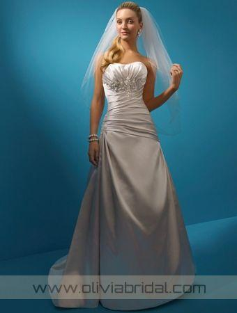 OliviaBridal Design Alfred Angelo 2102 Price, Alfred Angelo Wedding Dresses Cheap For Sale