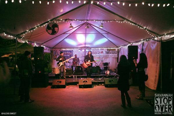 Stopover Music Festival 2012