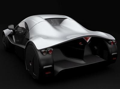 Venturi Volage Concept Car » WWW.YOSAX.COM
