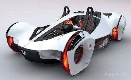 2010 Honda Air Concept Car | Concept Cars