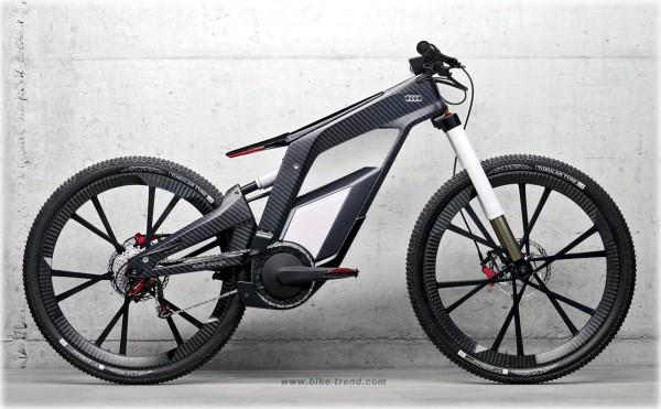 Audi E-Bike Concept by Audi design (2012) | BIKE-TREND