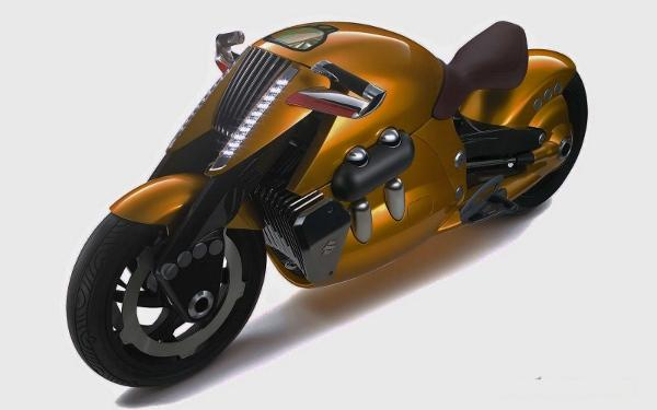 Suzuki Biplane   Future Motorcycles