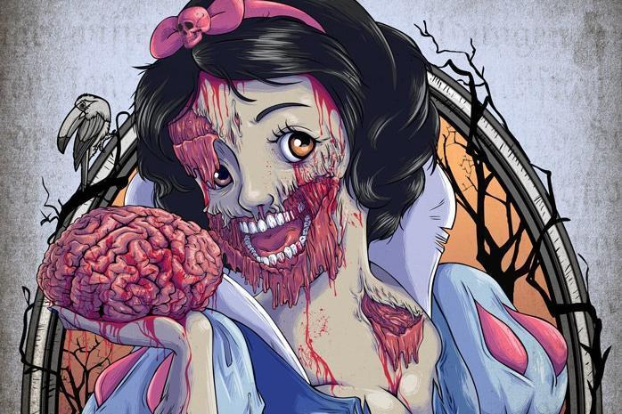 Zombie Snow White | Lyemium
