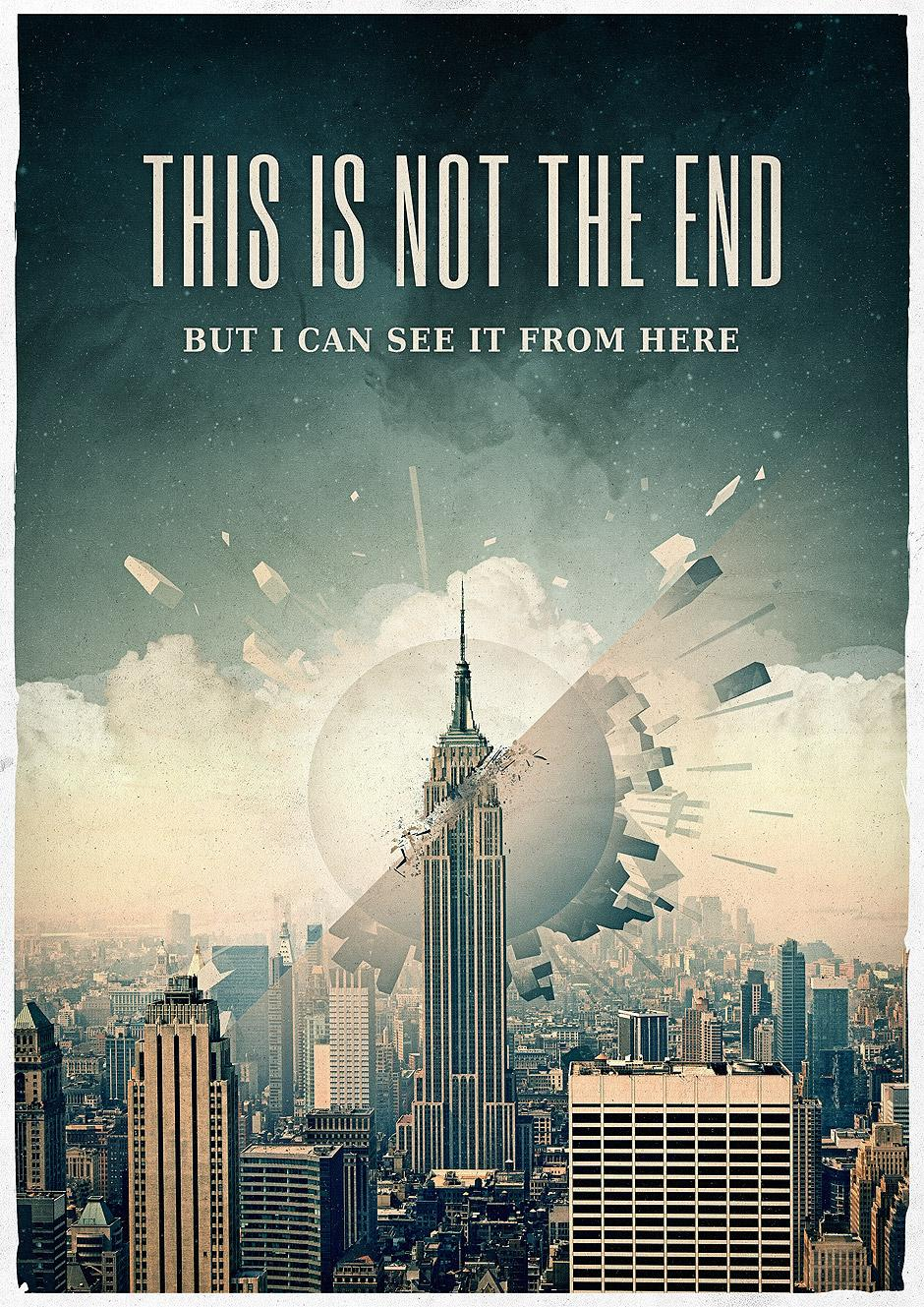 This is not the end. But I can see it from here.