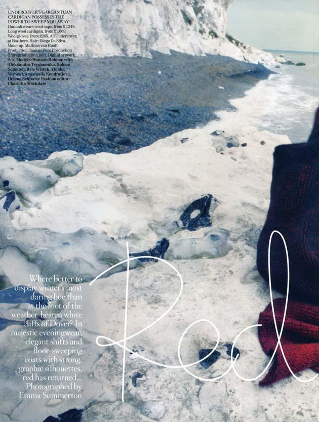 Red Alert (British Vogue)