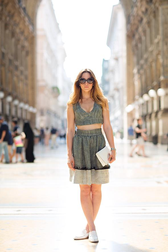 On the Street…..Galleria Vittorio Emanuele II, Milan « The Sartorialist