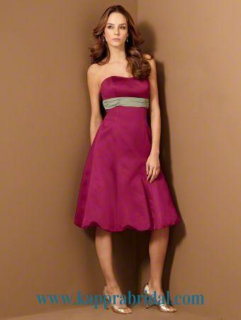 New Arrival Alfred Angelo 6453 for your Bridesmaid Dresses In Kappra Bridal Online