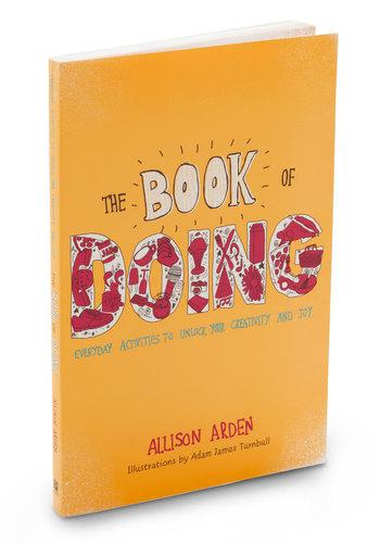 The Book of Doing | Mod Retro Vintage Books | ModCloth.com