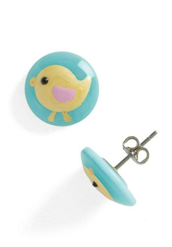 Chick It Out Earrings | Mod Retro Vintage Earrings | ModCloth.com