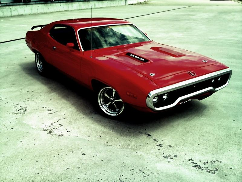 muscle car sport - photo #30