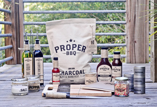 Proper BBQ | Lovely Package