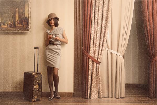 Glamorous Photography by Andrey Yakovlev | nenuno creative