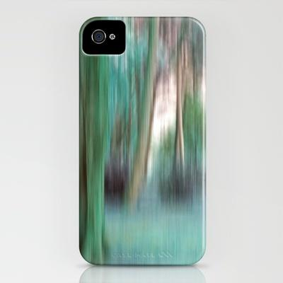 The Forest Whispers My Name iPhone Case by Ally Coxon | Society6