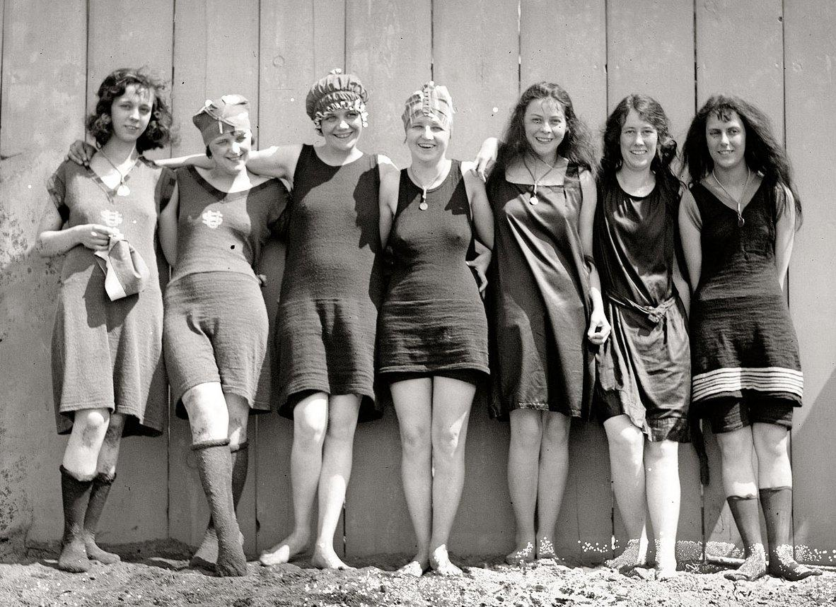 All sizes | 1920-Bathing Beauties | Flickr - Photo Sharing!