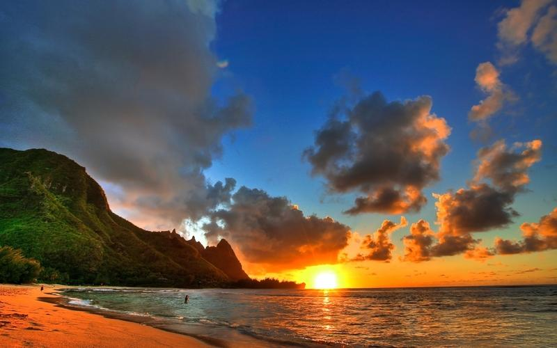 landscapes,sunsets sunsets landscapes beach sea hawaii 2560x1600 wallpaper – landscapes,sunsets sunsets landscapes beach sea hawaii 2560x1600 wallpaper – Beaches Wallpaper – Desktop Wallpaper