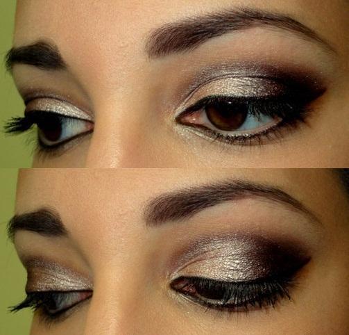 sparkly eyes - StyleCraze
