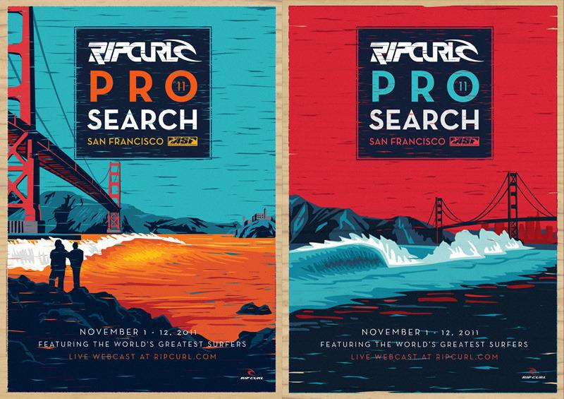 ASP SAN FRANCISCO PRO - Jimmy Gleeson Design