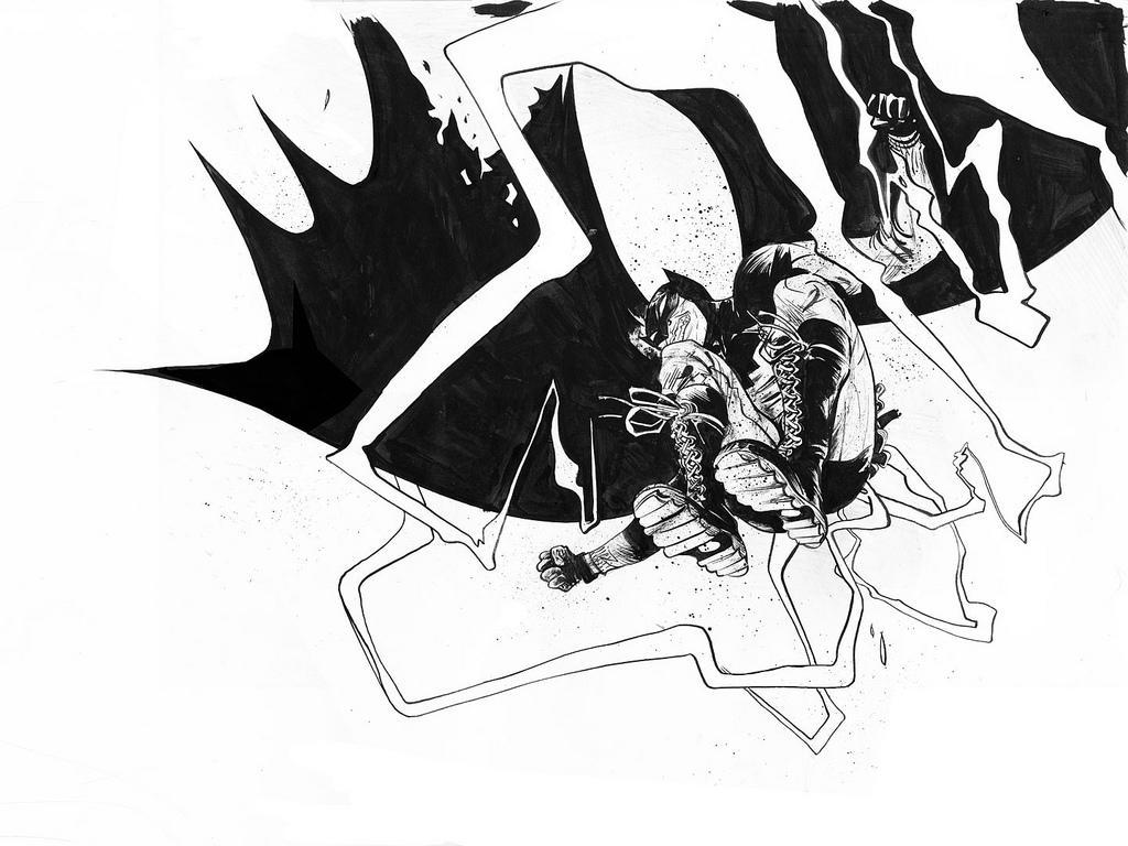 Comic Book Artist: Paul Pope   Abduzeedo   Graphic Design Inspiration and Photoshop Tutorials