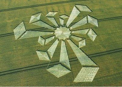 Crop Circles - Nova Realidade 2012