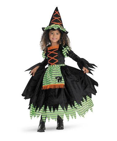 Story Book Witch Dress-Up Set - Toddler | Daily deals for moms, babies and kids