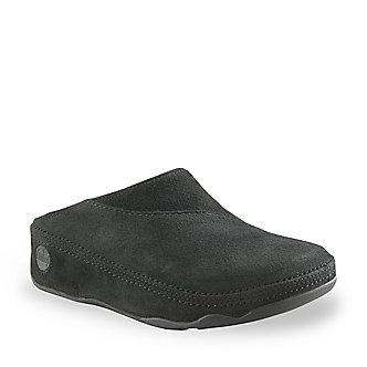FitFlop Women's Gogh Suede Clogs :: Women's Shoes :: Women's Wellness Shoes :: FootSmart