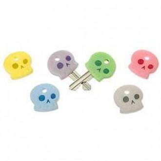 Skeleton Keys, Glow-In-The-Dark Key Toppers | X-treme Geek