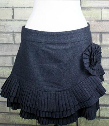 Don't Get It Twisted Pleated Skirt | Ryu | Trois Femmes Boutique