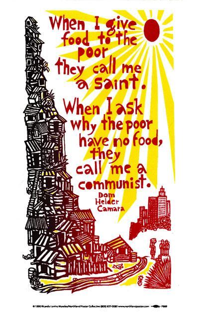 Paradox - Ricardo Levins Morales - Art For Social Justice - RLMArts.com