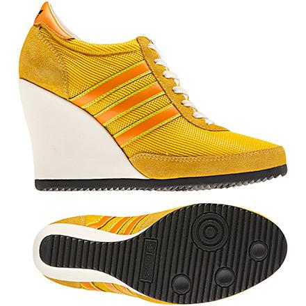 adidas Women's Jeremy Scott Arrow Wedge Shoes | adidas Canada