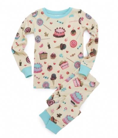 Hatley Store: Hatley Candy Kids' Overall Print Pajama Set