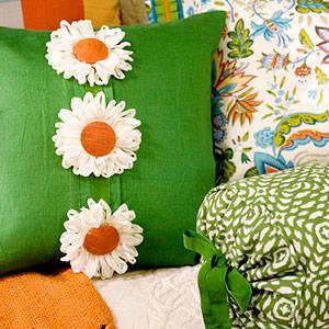 101 декоративная подушка: идеи для творчества, часть 1 - сюжеты | Дизайн-Ремонт.инфо. Фото интерьеров. Идеи для дома.