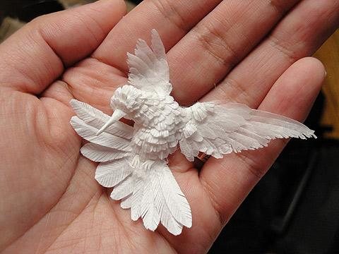 Wonderful 3D paper art by Cheong-ah Hwang — Lost At E Minor: For creative people