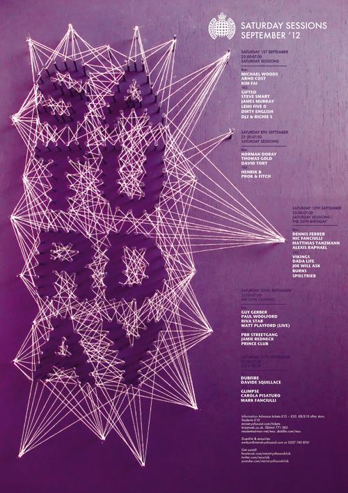 Ministry of sound _D&AD Brief