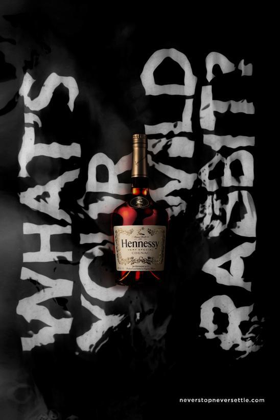 Hennessy: Quel est votre lapin sauvage? sur le réseau
