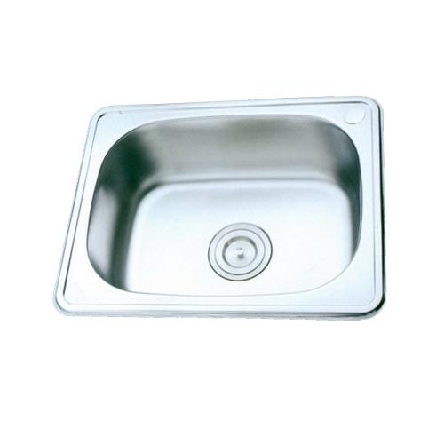 Stainless Steel One Bowl Kitchen Sink – FaucetSuperDeal.com