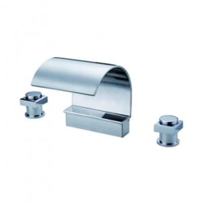 Best Selling Chrome Finish Waterfall Bathtub Faucet – FaucetSuperDeal.com