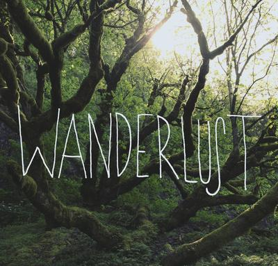 Wanderlust Art Print by Leah Flores | Society6