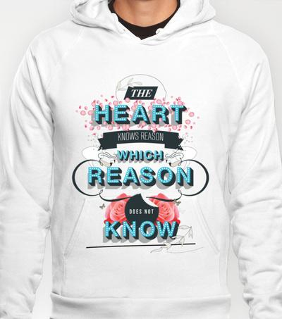The Reason Hoody by Kavan & Co | Society6