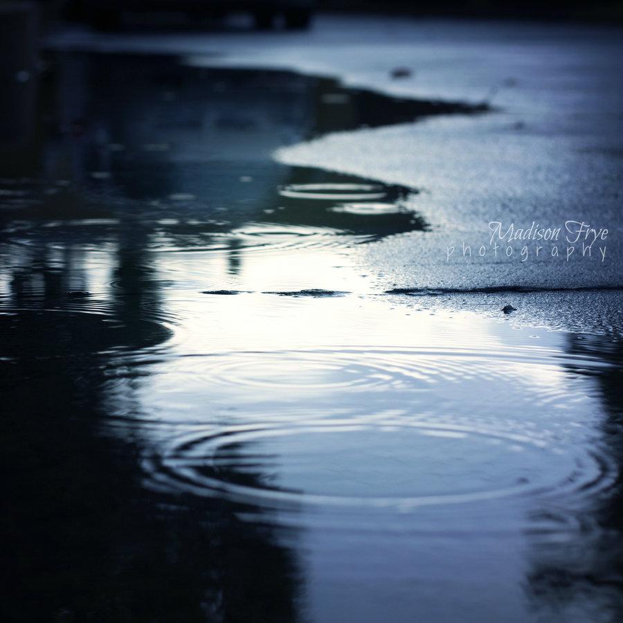 Night Rain by *catchingfyre